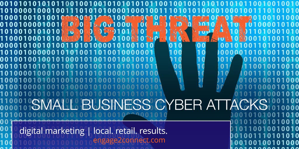 Small Business Cyber Attacks – Big Threat