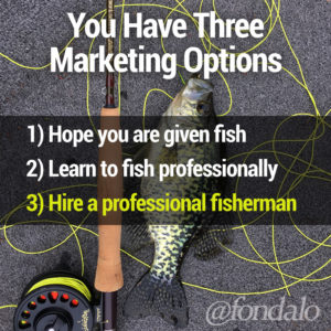 Top 3 small business marketing options