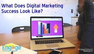 Digital marketing success - what does it look like?