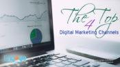 Top Four Digital Marketing Channels – Surprise?