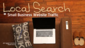 Local Search Results Equals Small Business Website Traffic