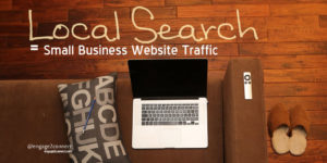 increasing small business local search results and website traffic