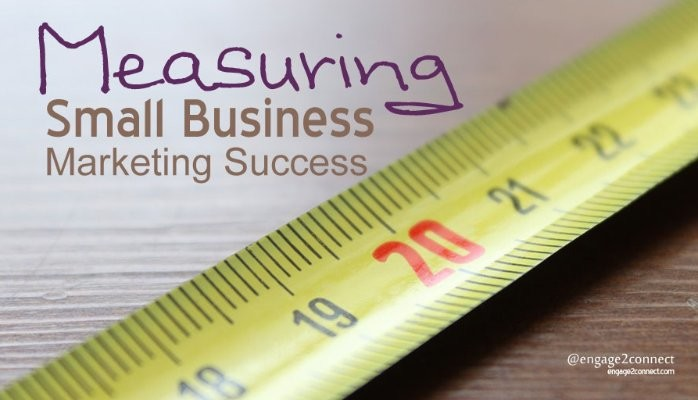 small business marketing success