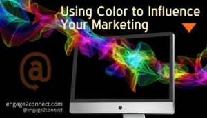 Color influences marketing and customer action