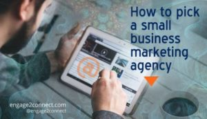 picking a small business marketing company for your local online marketing