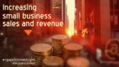 Increasing Small Business Sales and Revenue