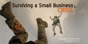 small business crisis survival and crisis management plan