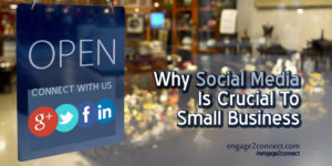 Why small business social media is crucial