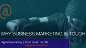Why Small Business Marketing Is Tough