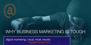 Why is marketing hard for small businesses?