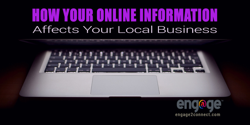Local business information and listings impact search and purchase decisions