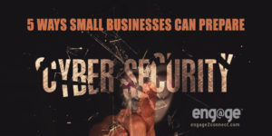 Small business cyber security preparation
