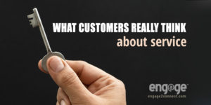What customers really think about customer service