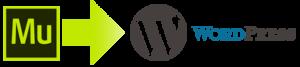 convert muse site into wordpress