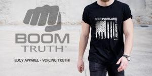 Don't Portland My Country Tshirt - Boom Truth